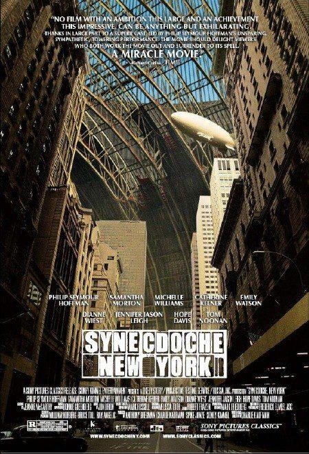 Otro cartel para 'Synecdoche, New York'