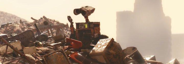 'WALL-E: batallón de limpieza'