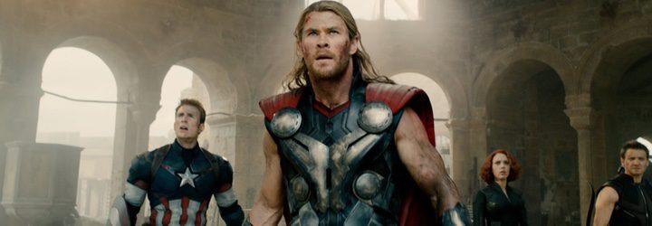 'Vengadores: La era de Ultrón'