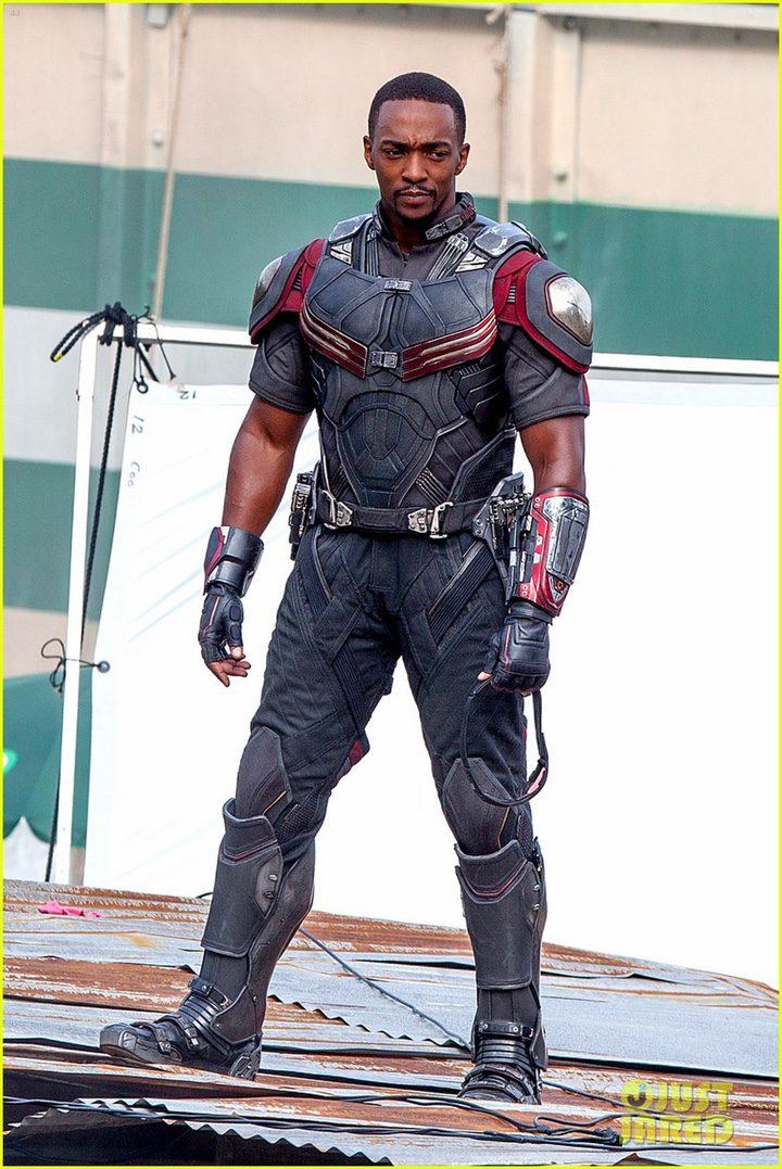 Rodaje de 'Capitán América: Civil War'
