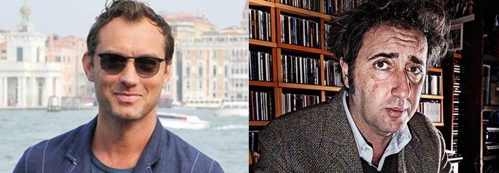 Jude Law y Paolo Sorrentino