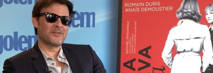 Entrevista a François Ozon, de 'Una nueva amiga'