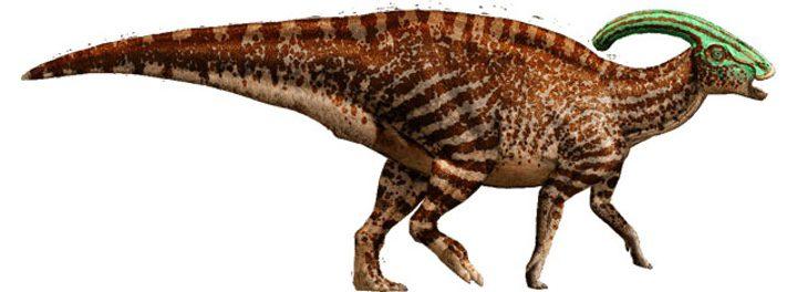 Parasaurolophus de 'Jurassic World'
