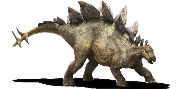 Stegosaurus de 'Jurassic World'