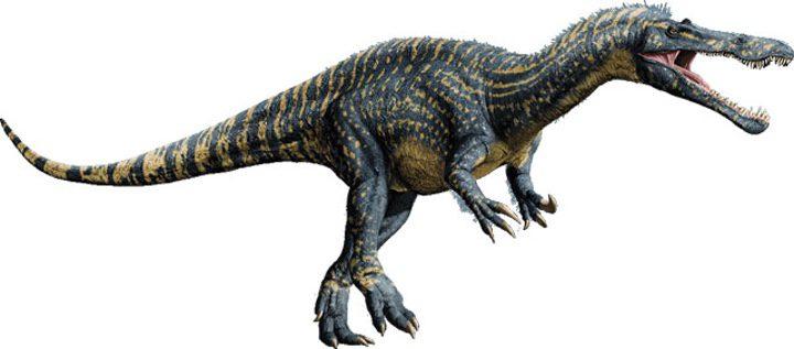 Suchomimus de 'Jurassic World'
