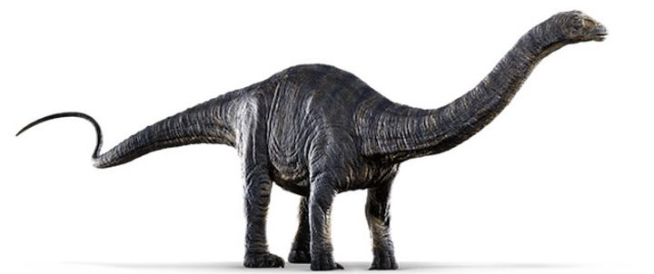 Apatosaurus de 'Jurassic World'