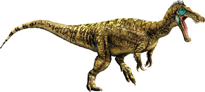 Baryonyx de 'Jurassic World'