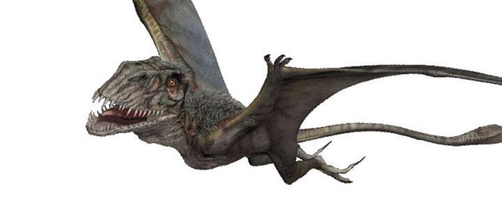 Dimorphodon de 'Jurassic World'