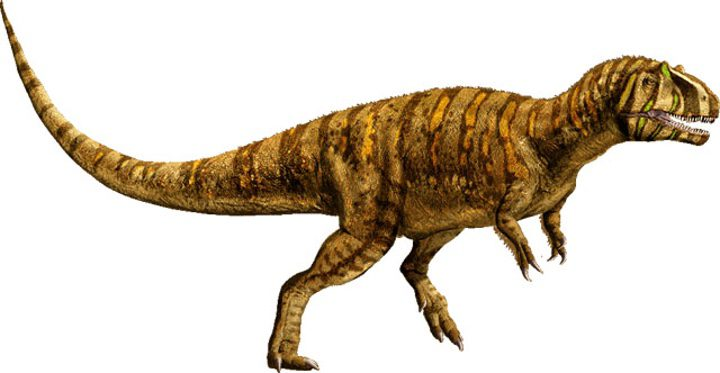 Metriacanthosaurus de 'Jurassic World'
