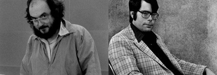 Stanley Kubrick y Stephen King