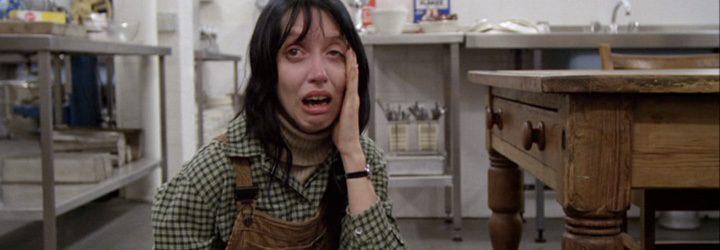 Shelley Duvall en 'El resplandor'