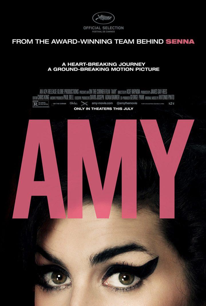 Póster 'Amy'