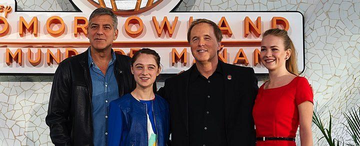 'Tomorrowland: El mundo del mañana' se presenta en Valencia