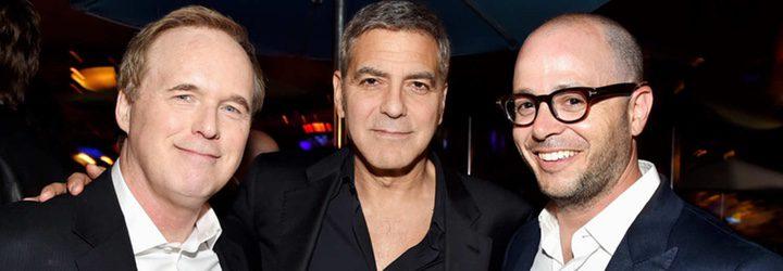 Damon Lindelof, Brad Bird, George Clooney