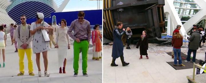 Así fue el rodaje español de 'Tomorrowland: El mundo del mañana'