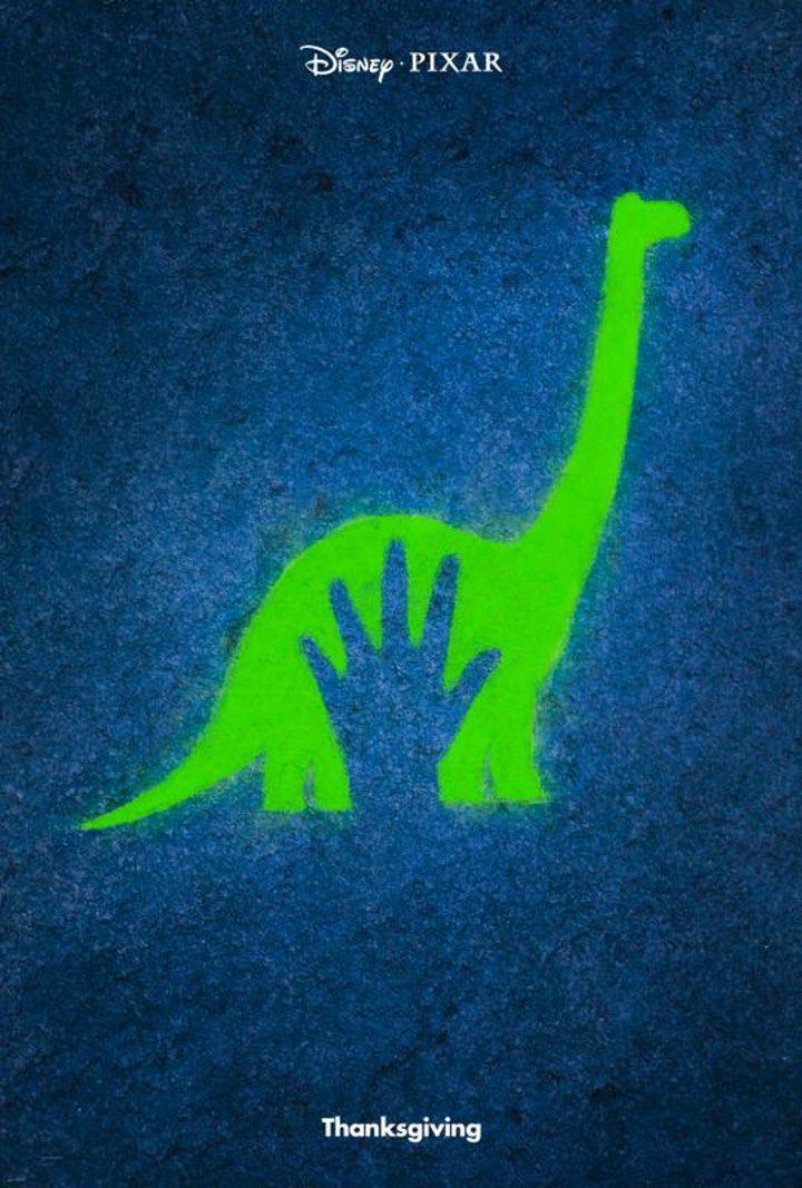 Póster 'The Good Dinosaur'