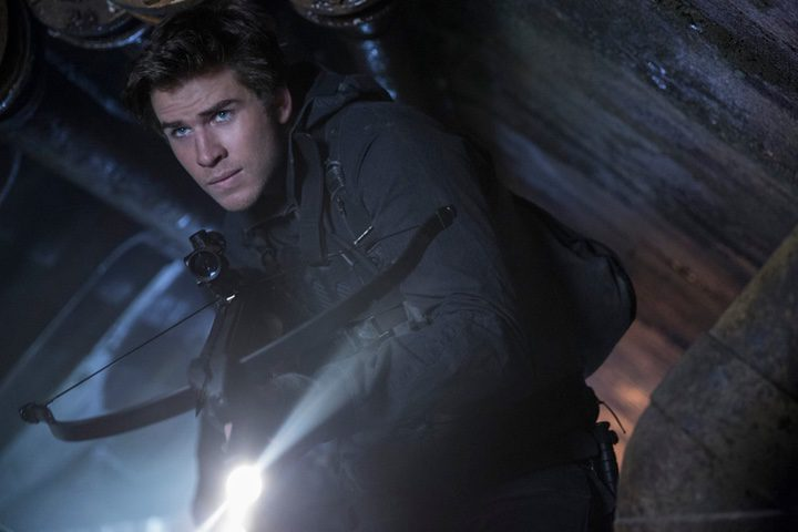 Liam Hemsworth desvela una nueva imagen de 'Los Juegos del Hambre: Sinsajo - Parte 2'