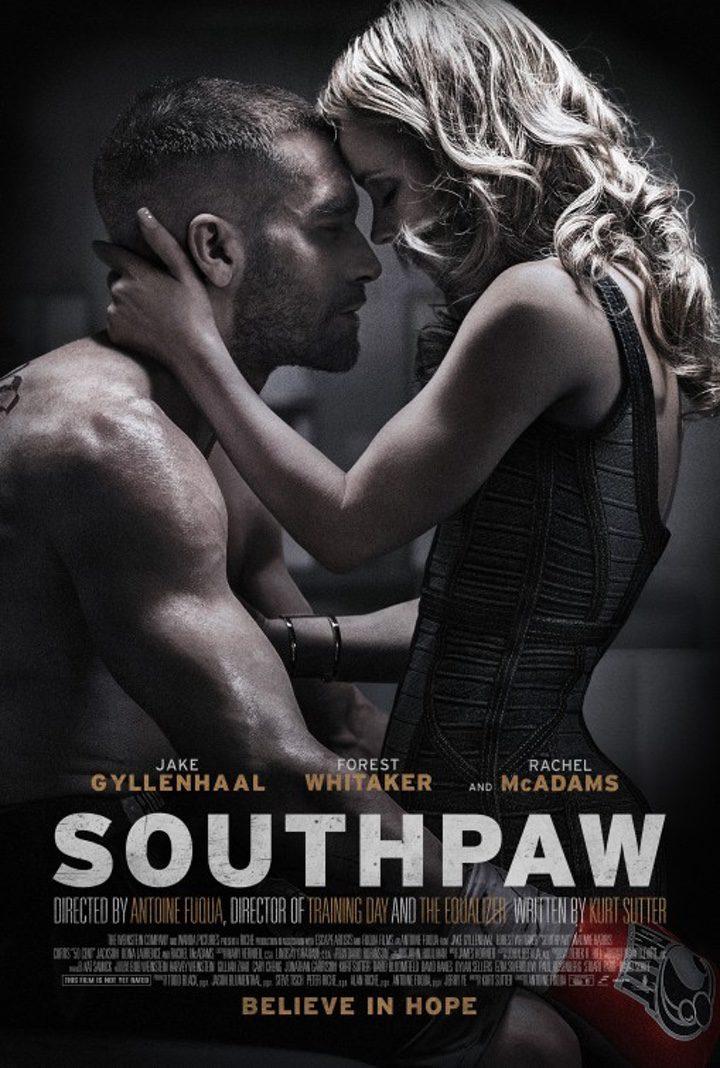Póster de 'Southpaw'