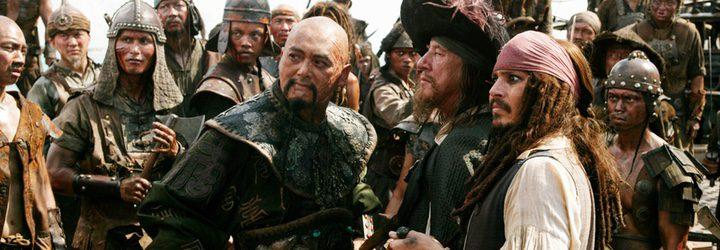 'Piratas del Caribe: En el fin del mundo'