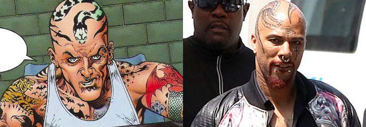 El Hombre Tatuado y Common