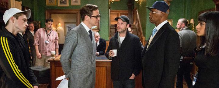 Matthew Vaughn anuncia oficialmente la secuela de 'Kingsman: Servicio secreto'