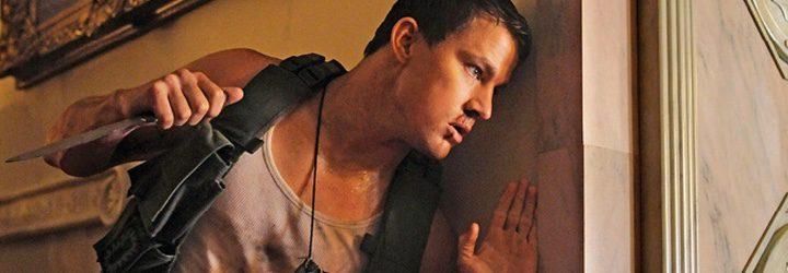 Channing Tatum en 'Asalto a la Casa Blanca'