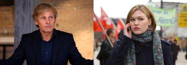 Viggo Mortensen y Julia Stiles en 'El ultimatúm de Bourne'