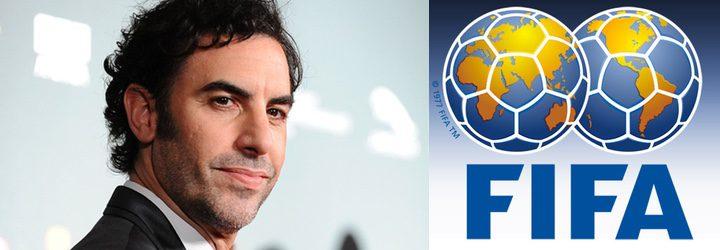 Sacha Baron Cohen y la FIFA