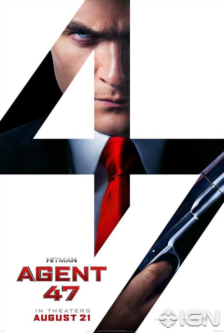 Póster 'Hitman: Agente 47'