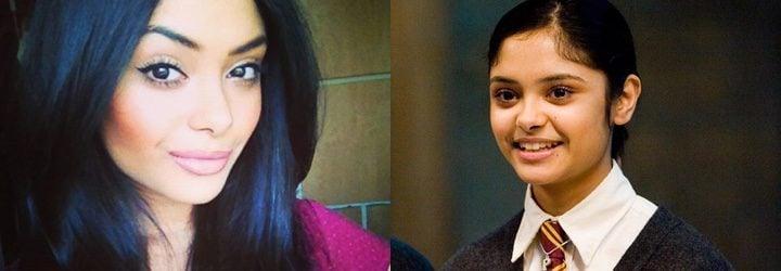 Padma Patil de 'Harry Potter' y Afshan Azad