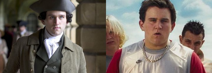 Dudley Dursley de 'Harry Potter' y Harry Melling