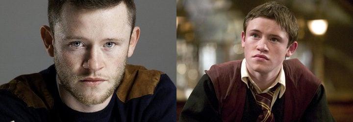 Seamus Finnigan de 'Harry Potter' y Devon Murray