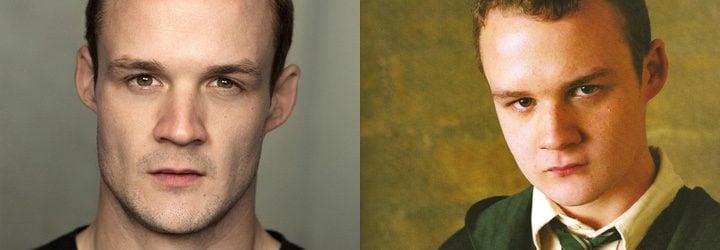 Gregory Goyle de 'Harry Potter' y Josh Herdman