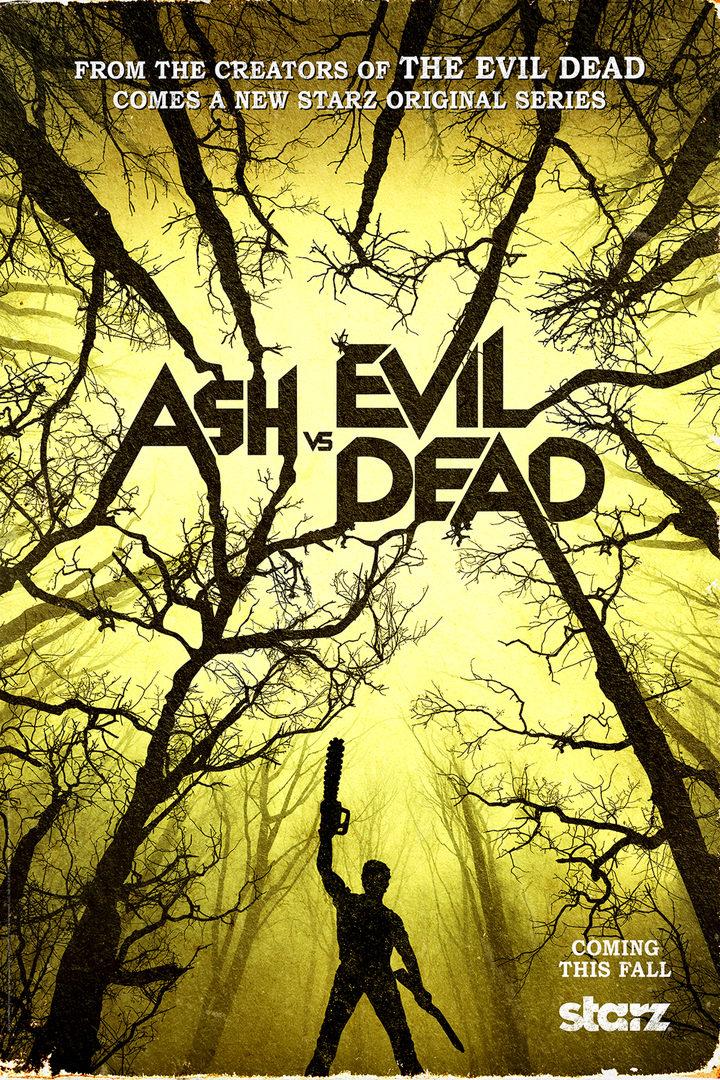 'Ash vs Evil Dead'