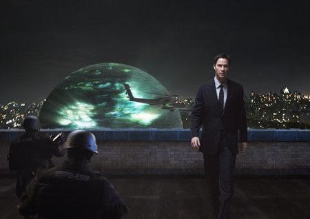Nuevas imágenes del remake de 'Ultimátum a la Tierra'