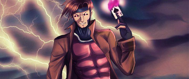 Gambito, el héroe-mutante de Marvel