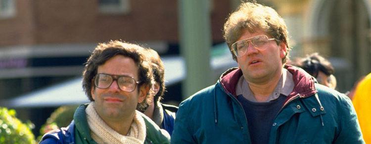 Bob Gale y Robert Zemeckis