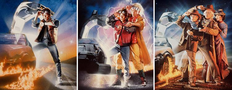 'Regreso al futuro': 30 años de aventuras a través del tiempo