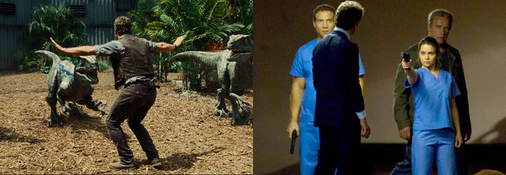 'Terminator Génesis' y 'Jurassic World'