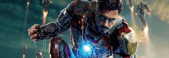 Un fotograma de 'Iron Man'