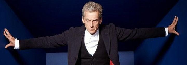 Peter Capaldi como 'Doctor Who'