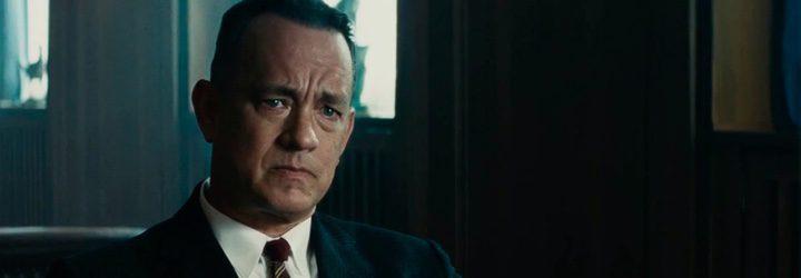Hanks en su rol de abogado en apuros