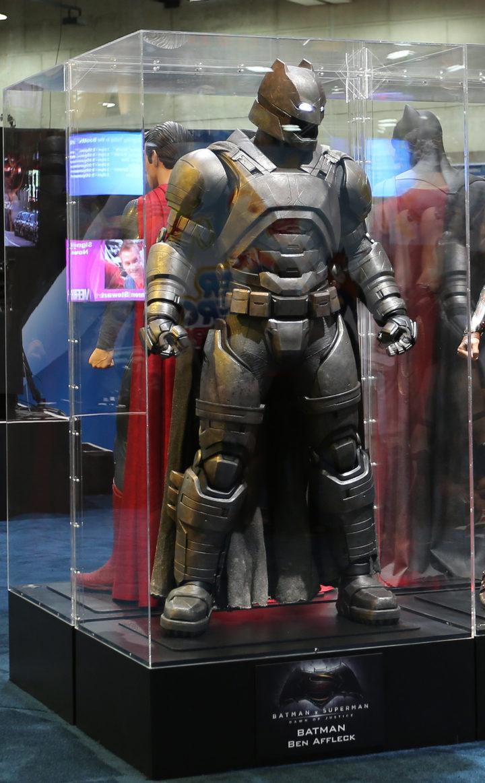 Traje de 'Batman v Superman: El amanecer de la justicia'