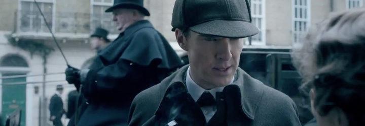 Especial de Navidad de 'Sherlock'