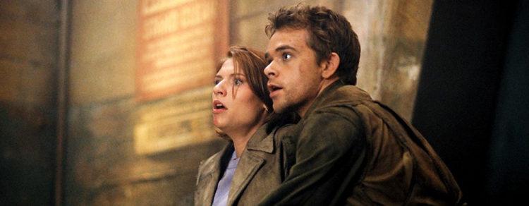 Claire Danes y Nick Stahl