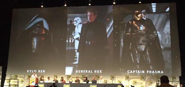 Villanos de 'Star Wars: El despertar de la Fuerza'