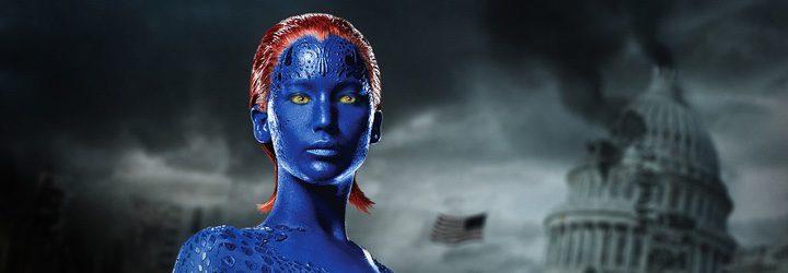 Jennifer Lawrence no cierra la puerta a más películas de 'X-Men' después de 'Apocalipsis'