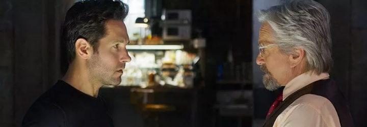 Paul Rudd y Michael Douglas en 'Ant-Man'