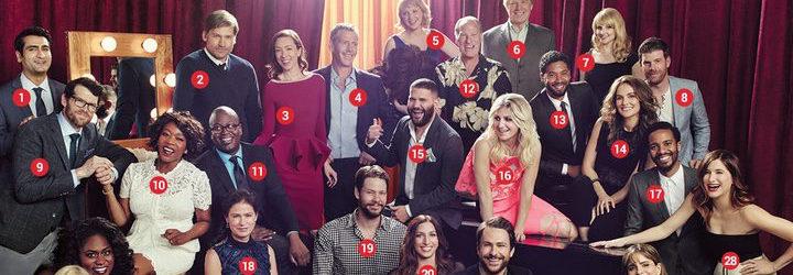 Precandidatos a los Emmy