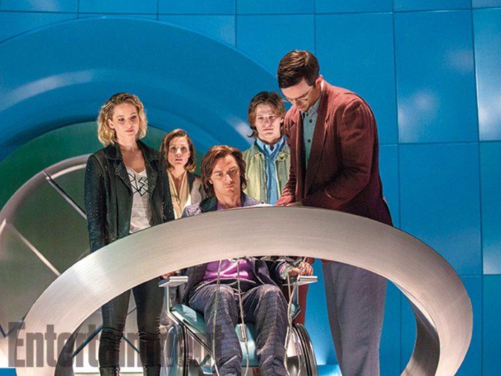 Primer vistazo a la nueva generación de mutantes de 'X-Men: Apocalypse'